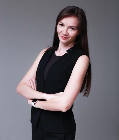 Юлия Смолянинова