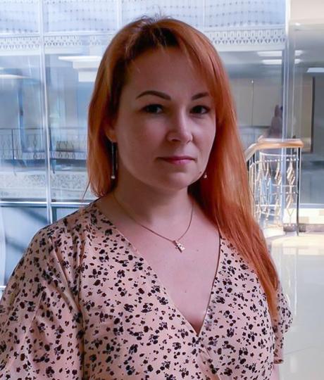 Юлия Холодова